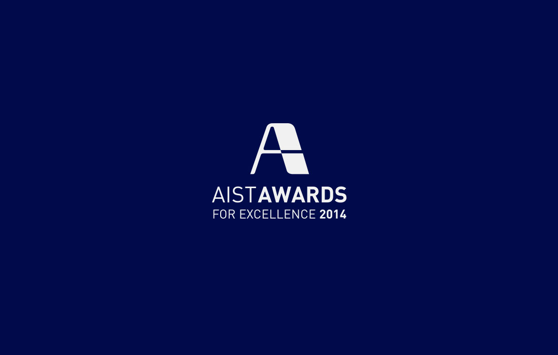 AIST Awards 2014 logo design - Mr Legacy