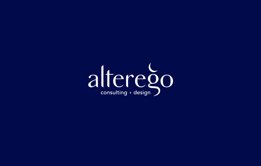 Alterego logo design - Mr Legacy