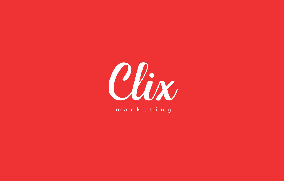 Clix Marketing logo design - Mr Legacy