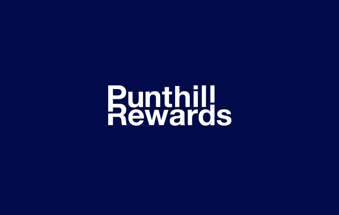 Punthill Rewards logo design - Mr Legacy