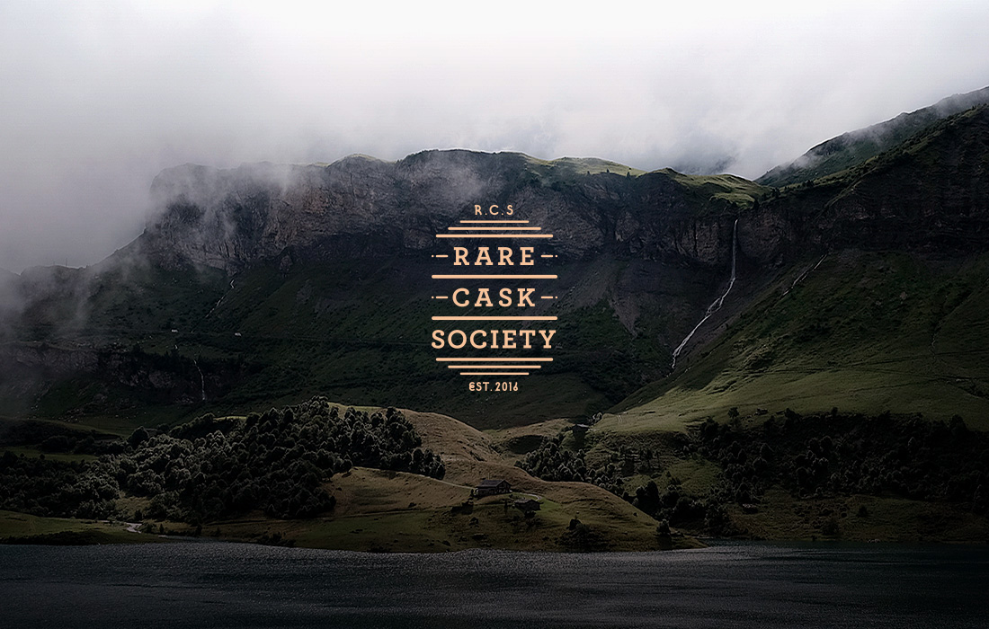 Responsive website design and development for Rare Cask Society by Mr Legacy