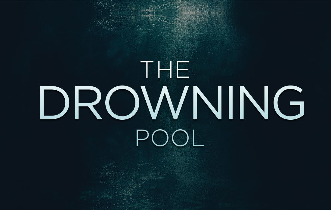 The Drowning Pool responsive website
